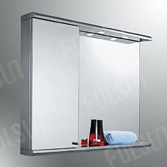 Stainless steel combined unit--Mirror,upper illuminating